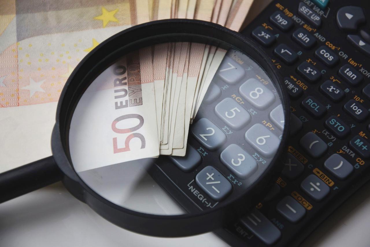 Kapitalbedarf Online-Business