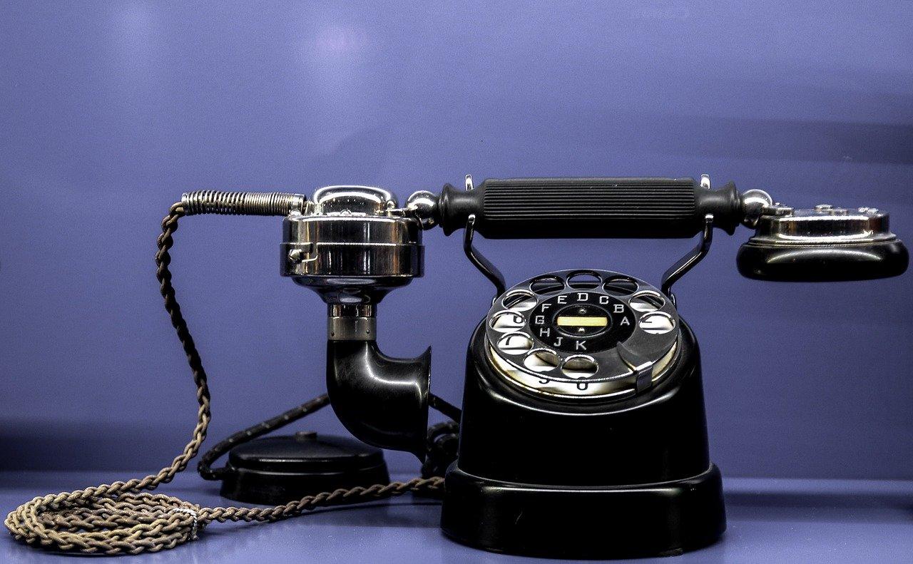Telefonische Bestellungen bekommen