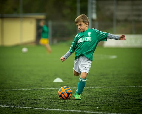Kunden finden Fußballschule